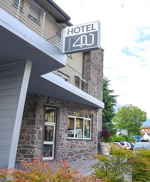 Hotel Spazio 42 in Vallecamonica